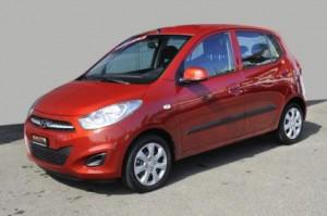 Neuwagen: Hyundai i10 1.1 Comfort