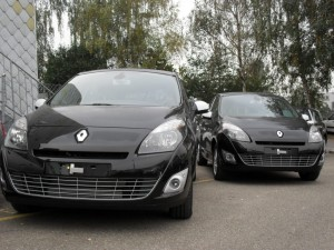 Renault grand Scenic, neustes Modell mit 30% Rabatt