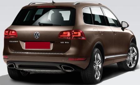 Offroader Neuwagen: VW Touareg TDI