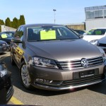 VW Passat neues Modell aus direktimport