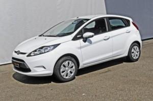 Ford Fiesta 1.25 16V im Autohaus Schiess extrem günstiges Top Angebot